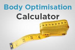 Body Optimisation Calculator