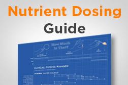 Nutrient Dosing Guide