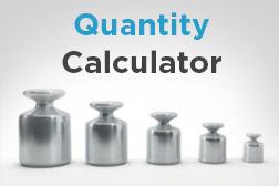 Quantity Calculator